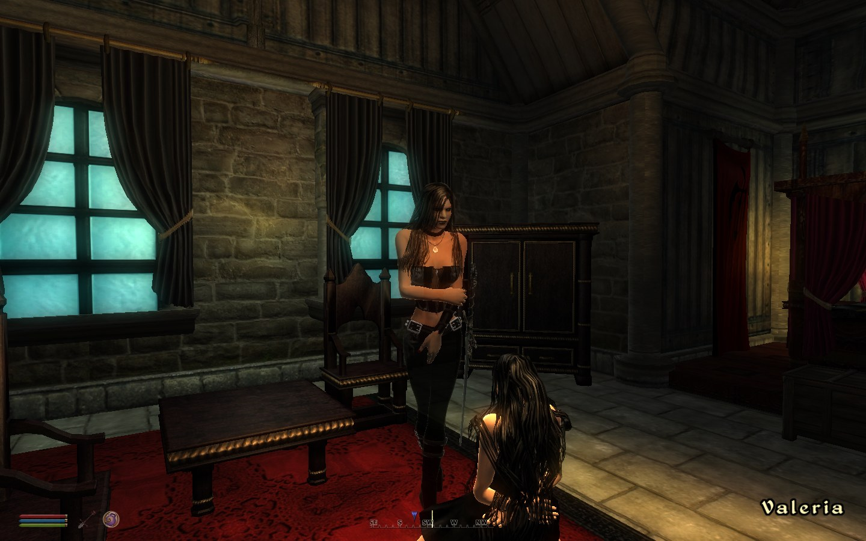 Unholy Darkness Complete Vampire Overhaul For Oblivion