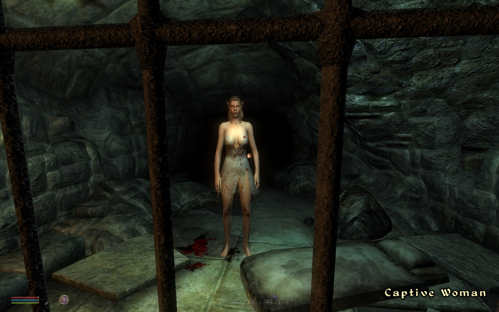 Oblivion sex slave mod nackt download