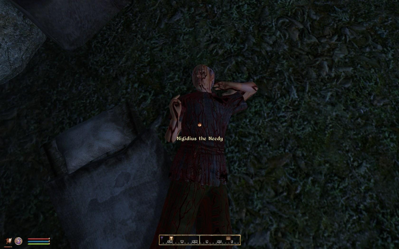 Unholy Darkness - Complete Vampire Overhaul for Oblivion
